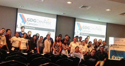 Google Devepoler Group Cancún